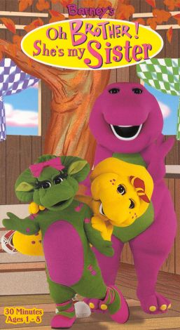 Barney & Friends : Oh Brother...She's My Sister