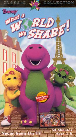 Barney: What a World We Share