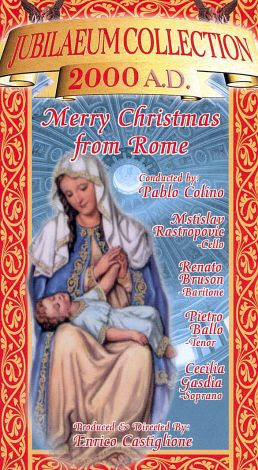 Jubilaeum Collection 2000 A.D.: Merry Christmas from Rome
