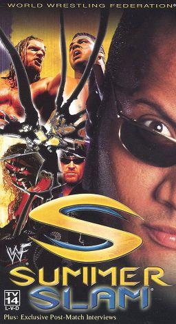 WWF: Summerslam 2000
