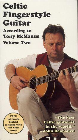Celtic Fingerstyle Guitar According to Tony McManus, Vol. 2
