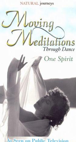 Moving Meditations Through Dance: One Spirit