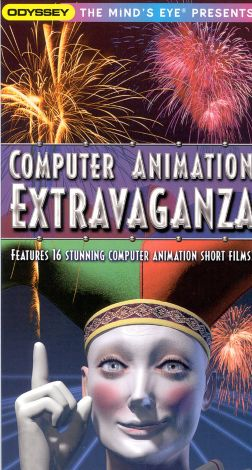 Odyssey: The Mind's Eye Presents Computer Animation Extravaganza