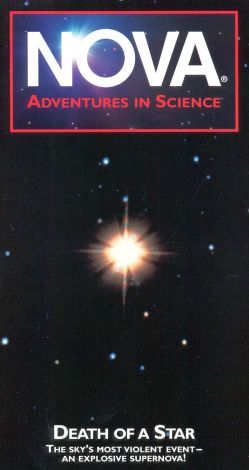 NOVA : Death of a Star