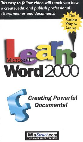 Learn Word 2000