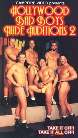 Hollywood Bad Boys: Nude Auditions, Vol. 2