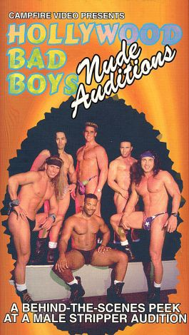 Hollywood Bad Boys: Nude Auditions, Vol. 1