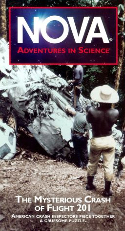 NOVA : Mysterious Crash of Flight 201