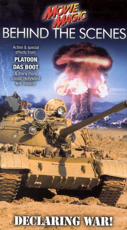 Movie Magic: Behind the Scenes - Declaring War!