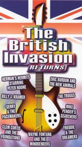 British Invasion Returns