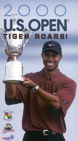 2000 U.S. Open: Tiger Roars!