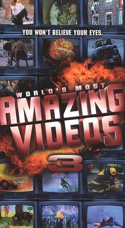 World's Most Amazing Videos, Vol. 3
