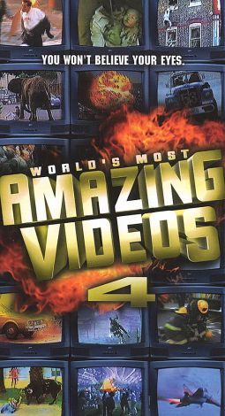 World's Most Amazing Videos, Vol. 4