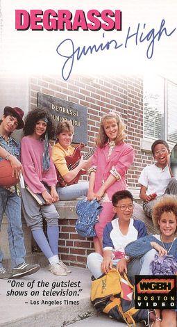 Degrassi Junior High : A Helping Hand