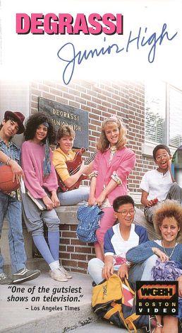Degrassi Junior High : A Big Girl Now