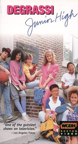 Degrassi Junior High : Food for Thought