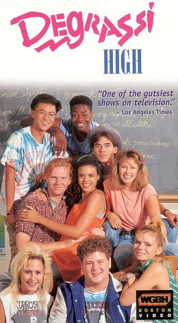 Degrassi High : A Tangled Web