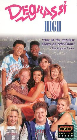 Degrassi High : Crossed Wires