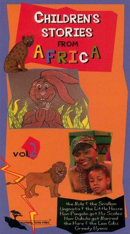 Children's Stories from Africa, Vol. 2
