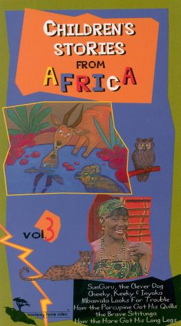 Children's Stories from Africa, Vol. 3