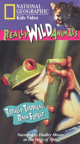 Really Wild Animals : Totally Tropical Rain Forest