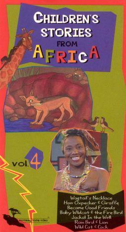 Children's Stories from Africa, Vol. 4