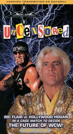 WCW: Uncensored 1999 - Ric Flair vs. Hollywood Hogan