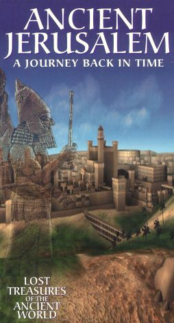 Lost Treasures of the Ancient World : Jerusalem
