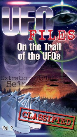 UFO Files: On the Trail of the UFOs