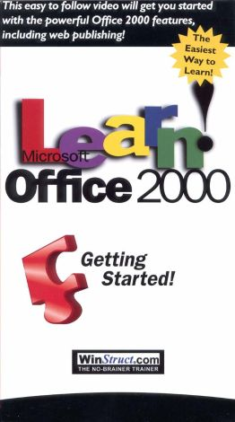 Learn Office 2000: Getting Started