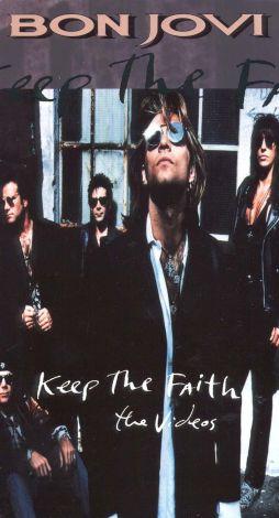Bon Jovi: Keep the Faith - The Videos