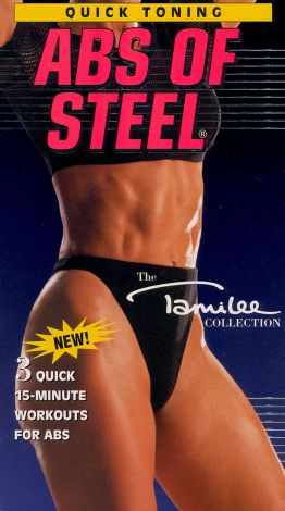 Tamilee Webb: Quick Toning - Abs of Steel