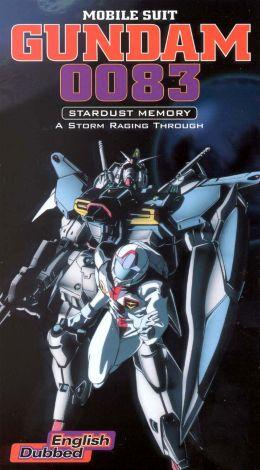 Mobile Suit Gundam 0083: Stardust Memory: 13: A Storm Raging Through