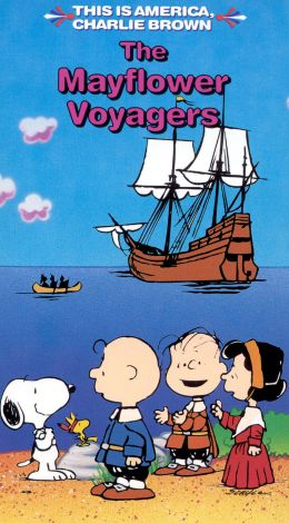 This Is America, Charlie Brown : Mayflower Voyagers