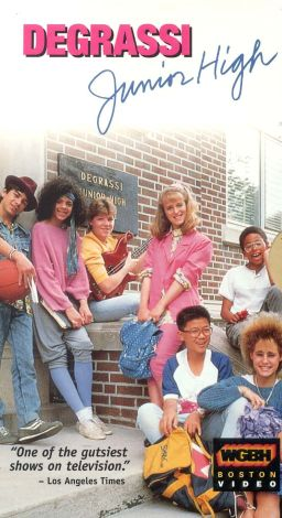 Degrassi Junior High : What a Night!