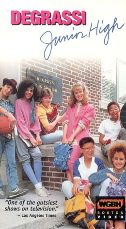 Degrassi Junior High : Pa-arty!