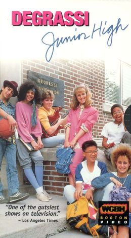 Degrassi Junior High : Sealed with a Kiss