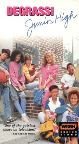 Degrassi Junior High : Revolution!