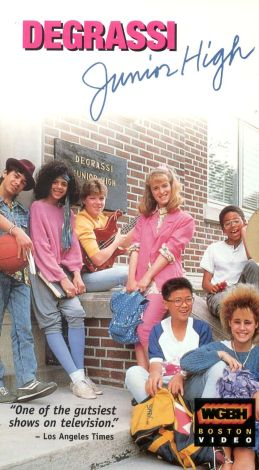 Degrassi Junior High : The Whole Truth