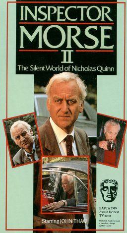 Inspector Morse : The Silent World of Nicholas Quinn
