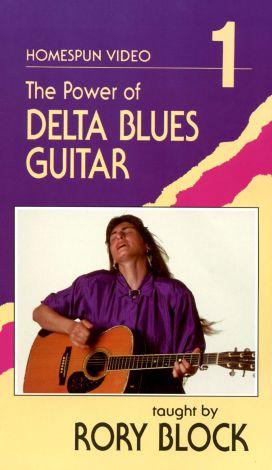 The Power of Delta Blues Guitar, Vol. 1
