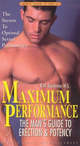 Maximum Performance: Erection And Potency Techniques