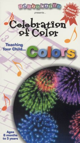 Babyscapes: Celebration of Color - Colors