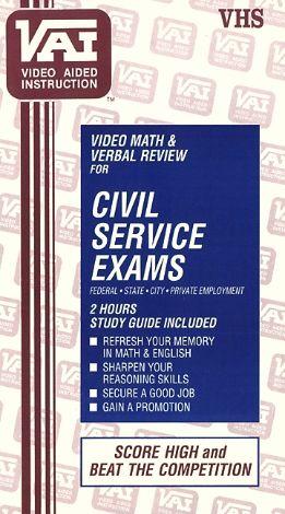 Civil Service Exams Review