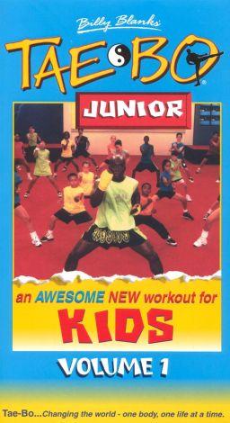 Billy Blanks: Tae Bo Junior, Vol. 1