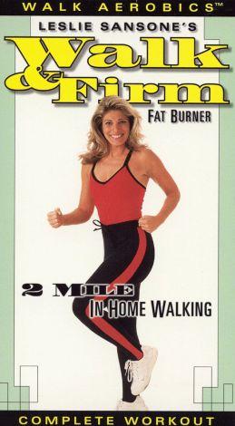 Leslie Sansone: Walk & Firm Fat Burner - 2 Mile In-Home Walking