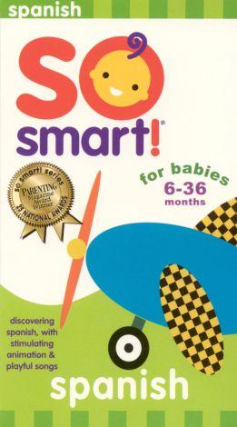 So Smart!: Baby's Beginnings: Spanish