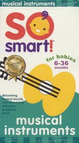 So Smart!: Baby's Beginnings: Music Sounds