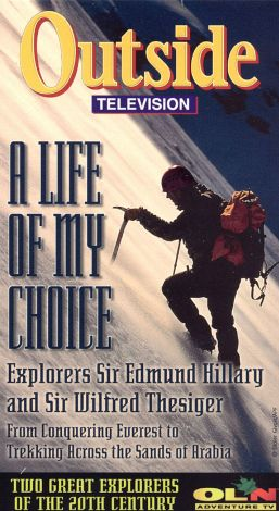 Outside: A Life of My Choice
