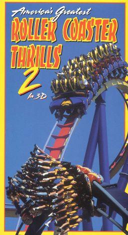 America's Greatest Roller Coaster Thrills in 3-D, Volume 2
